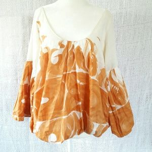 Liakes New York Super Cute Blouse Top Size 10